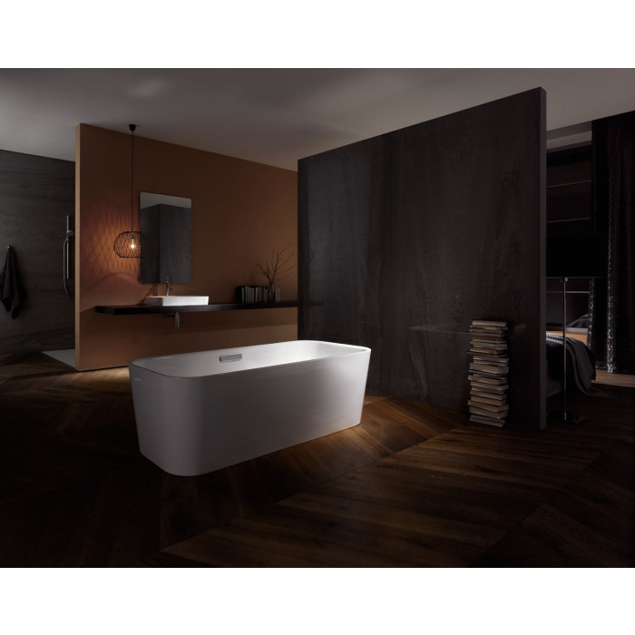 bette art freistehende badewanne 3480 000cfxxk b cube ihr premiumbad. Black Bedroom Furniture Sets. Home Design Ideas