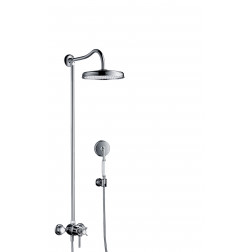 Montreux Showerpipe mit Thermostat , 16570000