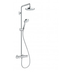 Croma Select S 180 2jet Showerpipe Duschsystem, 27253400