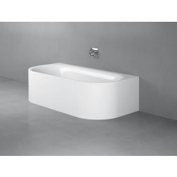 Lux Oval I Silhouette Badewanne 3415-000CWVVS