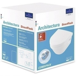 Architectura Combi-Pack DirectFlush (WC Modell 4687HR)