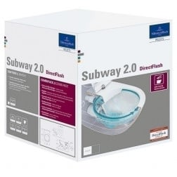 Combi-Pack Subway 2.0 DirectFlush 5614R2 Weiß Alpin