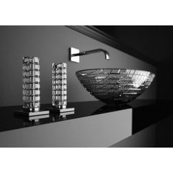 GLAMOROUS LUXOR SMALL Kristallhandgriff GLLUXST01F4